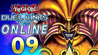 EXODIA?! | Yu-Gi-Oh! Duel Links ONLINE #9 | Let's Play