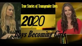 getlinkyoutube.com-When Boys Become Girls - (Transgender Genre) 20/20