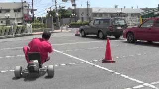 getlinkyoutube.com-koei  スリック三輪カー(SLICK CAR)
