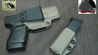 getlinkyoutube.com-The Best Appendix Carry Holster for the Glock Pistols