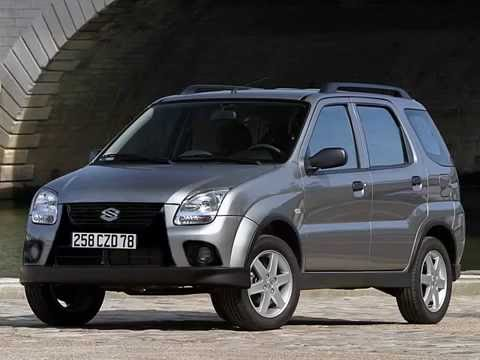 Suzuki Ignis 2 tuning