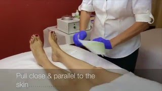 getlinkyoutube.com-Bacak Ağdası Nasıl Yapılır
