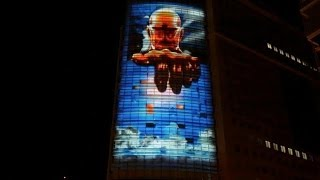 "getlinkyoutube.com-進撃の巨人プロジェクションマッピング ""ATTACK ON THE REAL"" フル / Titan Projection Mapping 《公式》"