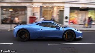 getlinkyoutube.com-Ferrari 458 Italia Vorsteiner and Hamann - Loud Sounds!!