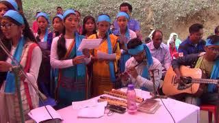 New achik garo gospel video song in Bangladesh