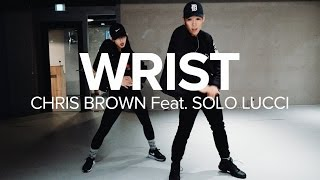 getlinkyoutube.com-Wrist - Chris Brown feat. Solo Lucci / Koosung Jung Choreography