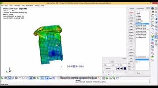 getlinkyoutube.com-Non-linear buckling analysis with LS-DYNA