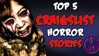 getlinkyoutube.com-TOP 5 TERRIFYING TRUE SCARY CRAIGSLIST STORIES: Horror Stories From Reddit (#11)