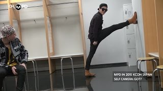 getlinkyoutube.com-[MPD in 2015 KCON] 150421 GOT7 Self-camera
