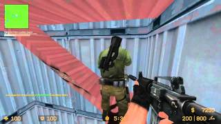 getlinkyoutube.com-Sp00n plays Zombie mod CS:S /Counter Strike Source part 1
