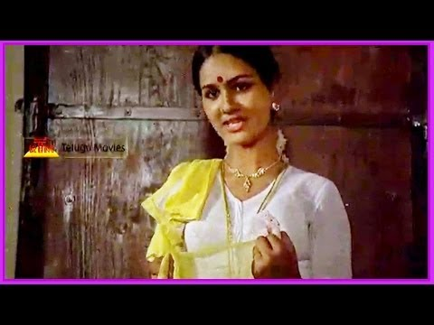 Vaddante Pelli - Comedy Entertainer - Telugu Full Length Movie - part - 9 - Bhagya Raja,Oorvasi