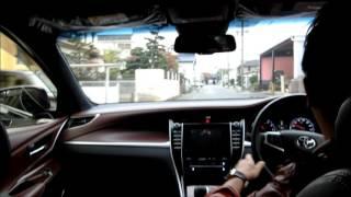 getlinkyoutube.com-ハリアー60 ロジャム センターエキゾースト車内サウンド