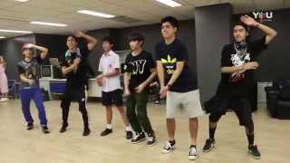 "getlinkyoutube.com-[Clip] KZ Newcomer เรียนเต้น ""ชู้ทางไลน์"" กับ Timethai"