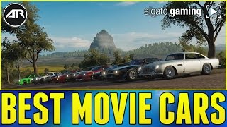 getlinkyoutube.com-Forza Horizon 3 Online : Best Movie Cars!!! (Powered By @ElgatoGaming, Race 2)