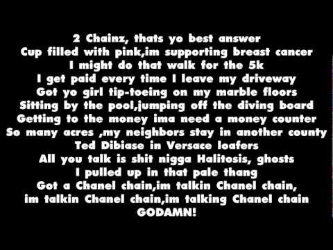Marble Floors - French Montana Ft. Rick Ross, Lil Wayne & 2 Chainz - Lyrics