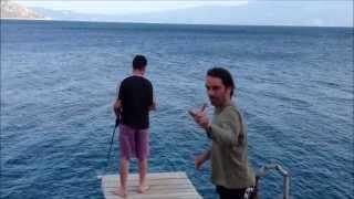 getlinkyoutube.com-Φάρσα στο ψάρεμα