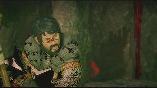 getlinkyoutube.com-Dragon Age Inquisition Hawke's Death / Hawk Death Scene