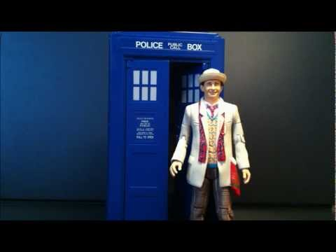 7th Doctor Action Figure