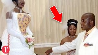 25 Wedding Photos You Won't Believe Actually Exist!