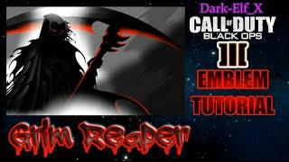 getlinkyoutube.com-Black Ops 3 Emblem - Grim Reaper