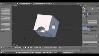 getlinkyoutube.com-How to cut holes in objects tutorial