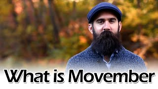 What is Movember?