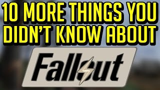 getlinkyoutube.com-10 More Things You Didn't Know About Fallout