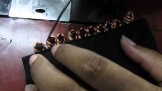 getlinkyoutube.com-How To Make Ring Design/Ball Design/Neck Design part 4 of 4 Hindi