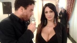 """getlinkyoutube.com-Marika Fruscio: """"C'è una promessa che devo fare a tutti i tifosi del Napoli"""""""