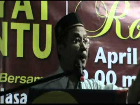 Ceramah Zulkifli Noordin di Seksyen 18 ,  Shah Alam 9 April 2012 (Part 3)