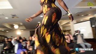 getlinkyoutube.com-Afro Model Awards 2014 - Amazin Grace wins Best Behind