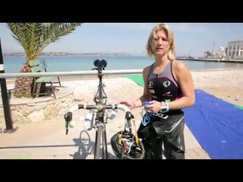 Triathlon Transition Tutorial by Deniz Dimaki