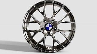 getlinkyoutube.com-Autodesk Inventor - BMW M5 Rim DesignTutorial