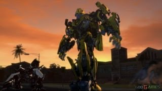 getlinkyoutube.com-Transformers The Game - Gameplay PS2 (PS2 Games on PS3)
