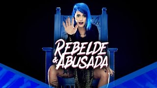 getlinkyoutube.com-Tati Zaqui - Rebelde e Abusada (Clipe Oficial)