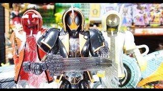 よみがえる仮面ライダーゴースト GC02 エジソン ゴースト&ムサシ ゴースト EDISON &MUSASHI GHOST