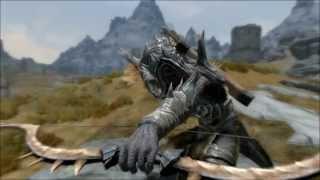 getlinkyoutube.com-The Elder Scrolls V: Skyrim - Bows Bows Bows !!!