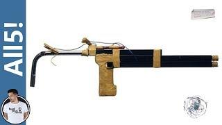 5 Amazing Improvised Prison Weapons & Tools!