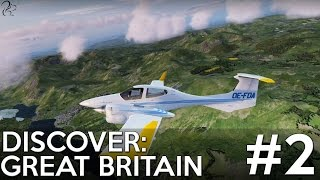 getlinkyoutube.com-[P3D] Discover: Great Britain - Episode 2 : Snowdonia and Beyond
