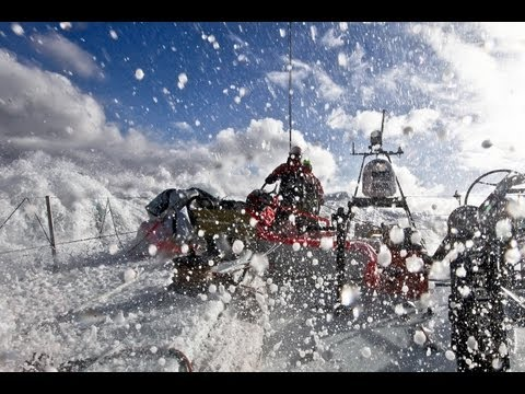 The Perfect Storm - Volvo Ocean Race 2011-12
