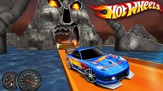 getlinkyoutube.com-Машинки Хот Вилс игра - Hot Wheels Stunt Track Driver games