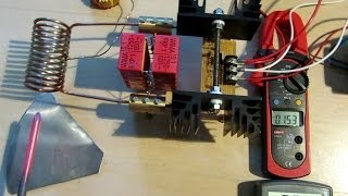 Induktionsheizer 1,5KW (Im Video 1,2KW)