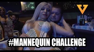 getlinkyoutube.com-Vegas Strip Club Mannequin Challenge