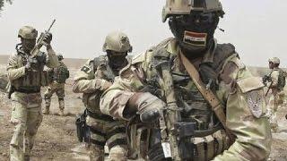 Irak Gempur Kelompok ISIS di Tikrit