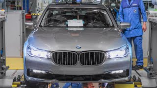 getlinkyoutube.com-2016 BMW 7 Series Production (CFRP) Full Version