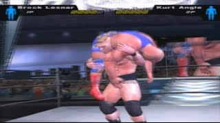 getlinkyoutube.com-WWE Smackdown Here Comes The Pain Finishers