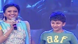 getlinkyoutube.com-Anchor Suma Funny Questions to Mahesh babu Son Gautham Krishna | TFPC