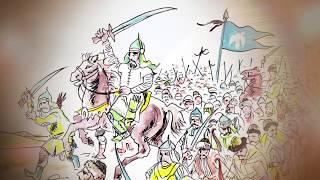 947. Yılında Malazgirt Meydan Muharebesi