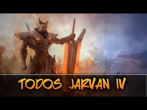 Cataclismo por DEMACIA | TODOS Jarvan IV | League Of Legends