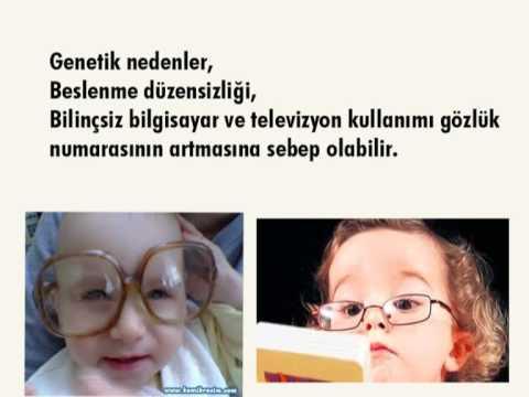 Hangi Durumlarda Gözlük Numarası Artar ya da Azalır?